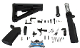 PSA MOE AR-15 Complete Mil-Spec Lower Build Kit - Black