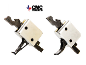 CMC Tactical AR-15/10 Flat or Curved Trigger Group - 3.5 Lb pull 91503 / 91501