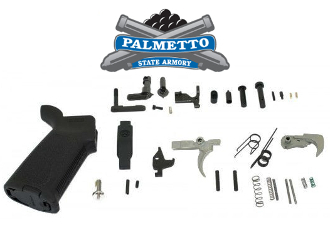 PSA Defender MOE Complete Lower Parts Kit 7777793