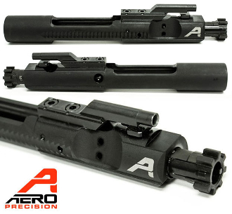 Aero Precision HPT/MPI Bolt Carrier Group 5.56 - with Logo APRH100019