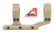 APRA210510 Aero Precision Ultralight 30mm Scope Mount, Extended - FDE