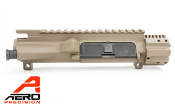 APAR600202A Aero Precision AR15 M4E1 Enhanced Upper Receiver - FDE Cerakote