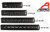 APPG100002 Aero Precision AR15 Enhanced M-LOK Handguards