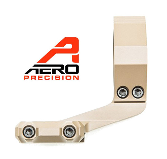 Aero Precision FDE Ultralight 30mm Cantilever Sight Mount APRA210310