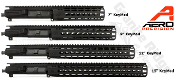 "APAR600251P Aero Precision M4E1 Enhanced Upper/Handguard Combo - 15"" KEYMOD"