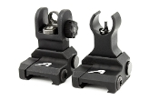 APRH100703 Aero Precision Flip Up Sight Set Front and Rear AR15 - APRH100702 - APRH100701