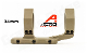 APRA211212 - Aero Precision Ultralight 34mm Scope Mount - Extended - FDE