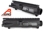 APAR308503A - Aero Precision M5 .308 Assembled Upper Receiver - Anodized Black
