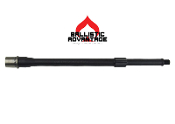 "BABL556008F - 14.5"" 5.56 BA Hanson Midlength AR 15 Barrel w/ Lo Pro, Performance Series"