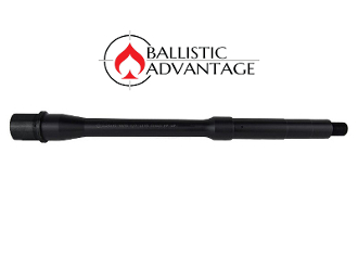 "BABL556023M - Ballistic Advantage 11.5"" 5.56 Government Profile Carbine Length AR 15 Barrel, Modern Series"