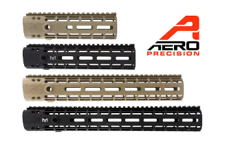 APPG100001-GEN2 - Aero Precision AR15 Enhanced KEYMOD Handguards, Gen 2