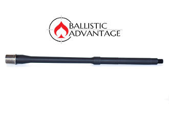 "BABL545013F - Ballistic Advantage 16"" 5.45 Government Profile Midlength AR 15 Barrel, Performance Series"