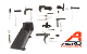 APRH100160 - Aero Precision M5 .308 Standard Lower Parts Kit