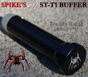 Spike's Tactical AR15 ST-T1 Heavy Buffer - 3.0oz