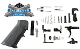 Palmetto State Armory Classic Lower Parts Kit - Black, PSA LPK, AR15 lower parts kit