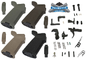 PSA MOE Lower Parts Kit, Palmetto State Armory Magpul MOE LPK