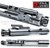 Fail Zero 009-FZM16-4-01-NH FailZero EXO Nickel Boron Coated Bolt Carrier Group M16/M4 5.56