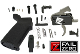 FailZero MOE AR-15 Lower Parts Kit - 3.5lb EXO - Various Colors - FZ-TRIGGER-GRP-01