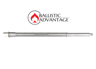 "BABL223021PL - Ballistic Advantage 18"" .223 Wylde SPR Fluted Stainless Steel Rifle Length AR 15 Barrel, Premium Series"