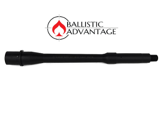 "BABL556005M - Ballistic Advantage 10.5"" 5.56 Government Profile Carbine Length AR 15 Barrel, Modern Series"
