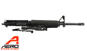 "APAR505731 - Aero Precision AR15 Complete Upper, 16"" 5.56 Mid-Length Barrel w/ Pinned FSB, M4 Handguard (Includes BCG & CH)"