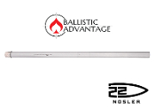 "BABL22NS24PN - 24"" .22 Nosler Bull Stainless Steel Rifle Length AR 15 Non-Thread Barrel, Premium Series"