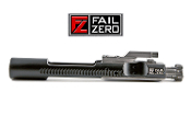 FZ-M16/4-01-NH-BLACK - FailZero 5.56 Bolt Carrier Group M16/4 w/ Logo - Black