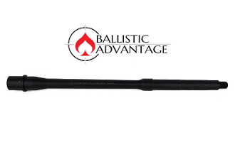 "BABL556010M - Ballistic Advantage 14.5"" 5.56 Government Midlength Barrel"
