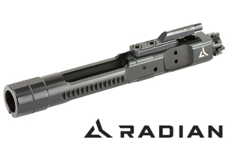 R0081 - Radian Enhanced Black Nitride 5.56 Bolt Carrier Group