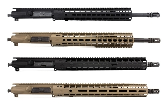 "APPG600231P7 - Aero Precision M4E1 16"" 5.56 Mid-Length Complete Upper Receiver Model"