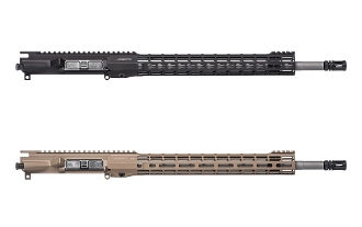 "APPG700305P56 - M4E1 Threaded Complete Upper, 18"" .224 Valkyrie SS Barrel w/ ATLAS S-ONE Handguard"
