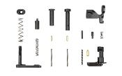 APRH100385C - Aero Precision AR15 Lower Parts Kit, w/o FCG/Trigger Guard/Grip