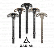 Radian Raptor-SD Ambi Charging Handle AR15 - Multiple Colors - R0006 - R0065 - R0066 - R0067 - R0068 - R0255 - R0376 - R0561 - 817093020491 - 817093020699 - 817093020705 - 817093020712 - 817093021252 - 817093021962