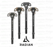 Radian Raptor SL Ambi Charging Handle AR15 - Slim Line - Multiple Colors - R0176 - R0284 - R0285 - R0283 - R0377 - R0562 - 81709302190 - 817093022211 - 817093022228 - 817093022204