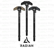 Radian Raptor LT Ambi Charging Handle AR10 - Multiple Colors - R0151 - R0152 - R0153 - 817093021191 - 817093021207 - 817093021214