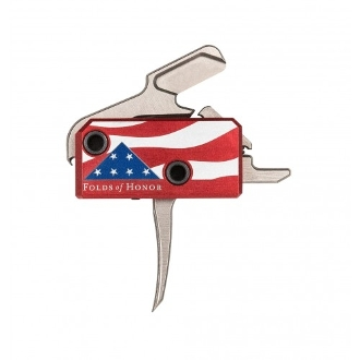 RA-13FOLDS-PT RISE Armament Patriot High-Performance Trigger w/ Anti Walk Pins