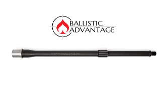 "BABL223013PQ - Ballistic Advantage 16"" .223 Wylde Hanson Barrel - Black Series"