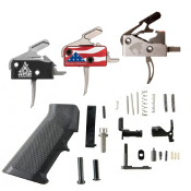AR15 Lower Parts Kit with Choice of Trigger - Multiple Options