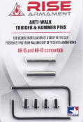 RISE Armament ANTI-WALK TRIGGER & HAMMER PINS - 12005