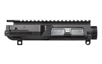 APAR308585AC - Aero Precision M5 (.308) Assembled Upper Receiver, Special Edition: Texas - Anodized Black